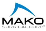 MAKO Robotic Surgery Certified